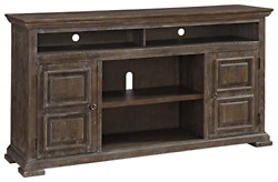 Signature Design By Ashley Wyndahl Extra Large Tv Stand With Fireplace Option