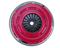 Ram Clutches 80-2150 Force 10.5 Complete Dual Disc Organic Clutch Assembly