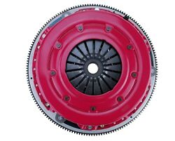 Ram Clutches 80-2115 Force 10.5 Complete Dual Disc Organic Clutch Assembly