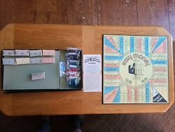 Milton Bradley Vintage 1936 Easy Money Board Game Great Condition For Age