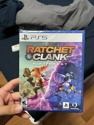 Ratchet And Clank Rift Apart - Playstation 5 Fast Shipping