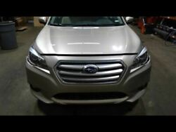 Front Clip Sedan Halogen Headlamps With Fog Lamps Gold Fits 15-17 Legacy 764941