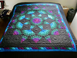 Amish Quilt For Sale Broken Star Amish Queen Quilt Amish King Quilt