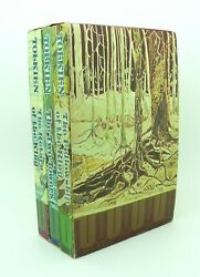 1974 Lord Of The Rings True First 3 Vol Paperback Edition J. R. R. Tolkien