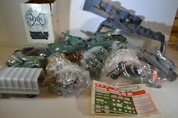 Marx Battleground Playset 4754 With Box Bags Instructions
