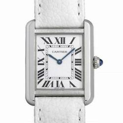 Tank Solo Sm Wsta0030 Ladies Ss Silver Dial Qz From Japan [e0625]