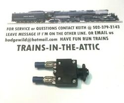 Lionel And Mth Track Layout 10amp Circuit Breaker Protect Your Modern Engines