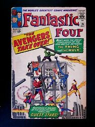 Fantastic Four 26 May 1964 Marvel