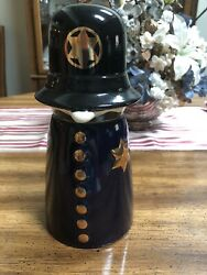 """Shultz And Dooley """"officer Sudds"""" Made In Germany Utica Club - Euc"""