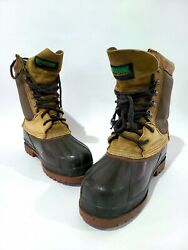 Vtg Wolverine Sportsman Thinsulate Boots Size 7 - Excellent Used Condition Euc