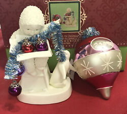 Snowbabies Celebrations Special Holiday Program Don't Open 'till Christmas