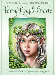 Faery Temple Oracle Cards By Suzy Cherub And Christine Karron 9780648746874