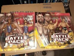 Wwe Battle Pack Enzo Amore Big Cass And America Alpha New