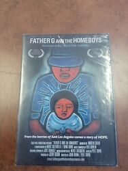 New- Father G And The Homeboys Dvd 2007 102-min Great Wave Productions Rare