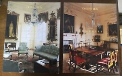 Christieand039s Auction Catalogues Dumfries House A Chippendale Commission Vol I And Ii