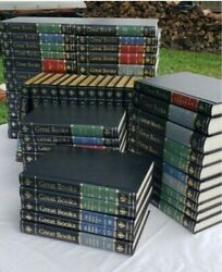 Great Books Of The Western World Complete Set