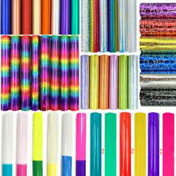 12x19 46 Assorted Color Adhesive Vinyl Making Sign Craft Cricut Cup Decals Diy