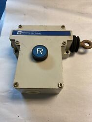 Telemecanique Xy2-ce-1a-190 Emergency Stop Trip Wire Switch