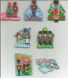Girl/boy Scout/guides Patch/crest/badge  Nutcracker  Your Choice