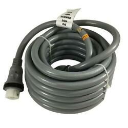 Park Power 6152sppgrv-50 50and039 Extension Power Cord With Handle Grip 50a Straight