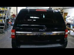 Hatch Tailgate Wiper Privacy Tint Glass Black Fits 15-17 Expedition 766103