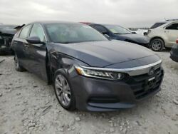 Driver Left Front Door Without Laminated Glass Fits 18-19 Accord 1243308