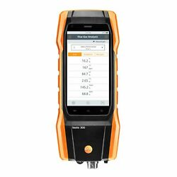 Testo 300 Residential-commercial Combustion Analyzer With Printer 0564 3002 83