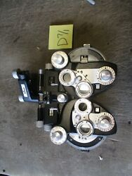 Used Reichert Model 11625 Ophthalmic Refractor Optical Tool