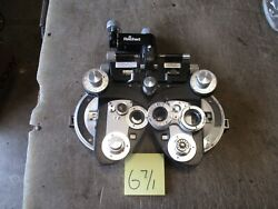 Used Reichert Model 11625b Ophthalmic Refractor Optical Tool, Repairs Required