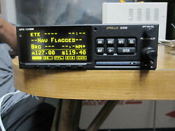 Flawless Gx60 With 8130-3 Includes Switch Annunciator, Antenna, Rack, And Manual