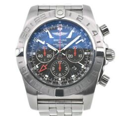 Breitling Chronomat Gmt 2000 Limited Ab0412/s041b48ps Automatic Menand039s T105172