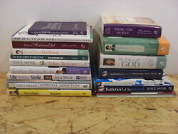 Joyce Meyer Lot Of 17 Mixed Lot Of Hard Cover And Paperback