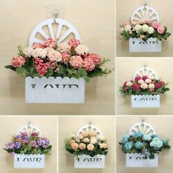 Fake Plants Artificial Flowers For Decorating Home Decoration Party Scenes