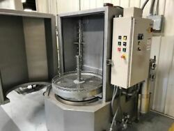 New Almco Rcw-36e-fdm Cabinet-style Parts Washer, 2021 - W/ 1 Year Warranty