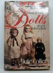 Official Identification And Price Guide To Antique And Modern Dolls