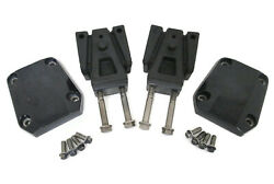 434631 391709 337773 338741 Johnson Evinrude Outboard Lower Motor Mounts And Cover