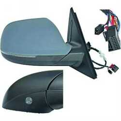Exterior Mirror Left For Audi Q5 08-12 Heated With Memory Electric Folding