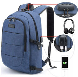 Tzowla Business Laptop Backpack Anti Theft College Backpack With Usb Charging Po $15.00
