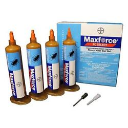 Maxforce Fc Select - Roach Killer Bait W/plunger And Tip - Same Day Ship