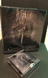 Game Of Thrones Season One Sealed Trading Card Box+binder Rittenhouse Archives