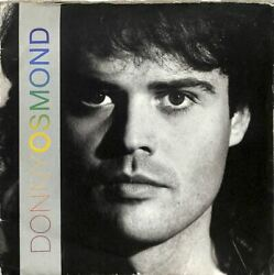 Donny Osmond - I'm In It For Love - Poster - 7 Record Single