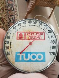 Working Co-op Animal Health Tuco Thermometer 12 By The Ohio Thermometer Co.