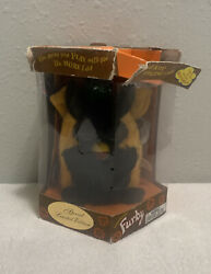Limited Edition Witch Autumn Furby New In Damage Box