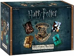 Harry Potter Hogwarts Battle - The Monster Box Of Monsters Expansion Card Game