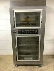 Convection Oven And Proofer Nu-vu Sub-123 208 Volts 3 Phase Tested