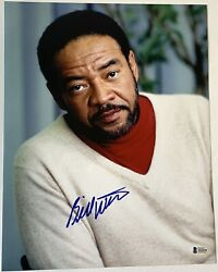 Bill Withers Signed Photo 11x14 Inch Autographed With Beckett Coa