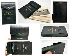 Rare 40 Cpa Champagne Pommery Greno Reims Clutch Bag Cloth Binding Tbe