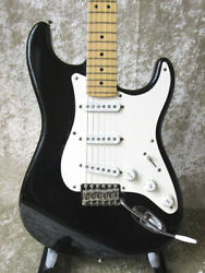 Electric Guitar Fender Usa Eric Clapton Stratocaster Fret 80 2001 Used