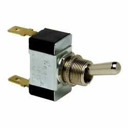 Cole Hersee Heavy Duty Toggle Switch Spst On-off 2 Blade 55014-bp