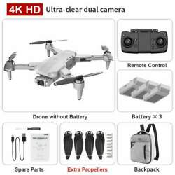 L900pro Gps Drone 4k Dual Hd Camera Professional Aerial Photography Brushless Mo
